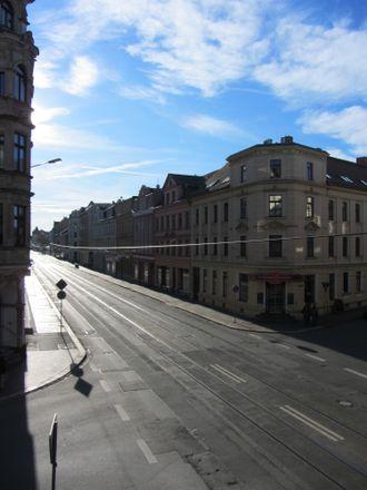 Rent this 3 bed apartment on Hölderlinstraße 15 in 08056 Zwickau, Germany