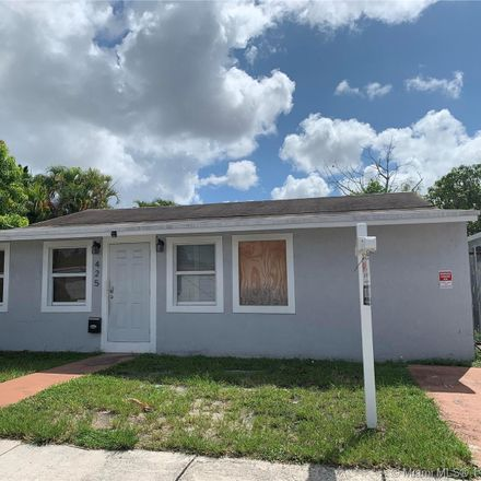 Rent this 5 bed house on 425 Southwest 67th Avenue in Miami, FL 33144