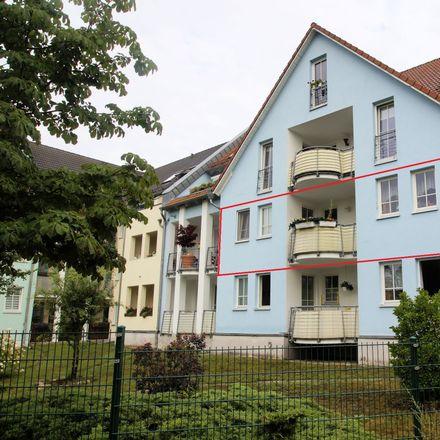 Rent this 2 bed apartment on Rathaus Eggersdorf in Markt, 15345 Petershagen/Eggersdorf
