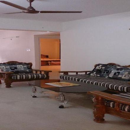 Rent this 3 bed apartment on Womens College to Esamia Bazar Road in Ward 80 Kachiguda, Hyderabad - 500095