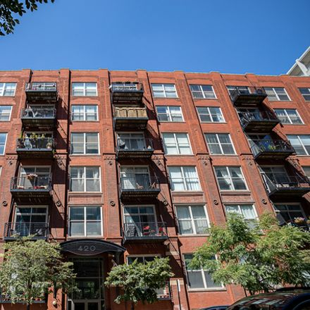 Rent this 2 bed condo on Gotham Lofts East in 420 South Clinton Street, Chicago