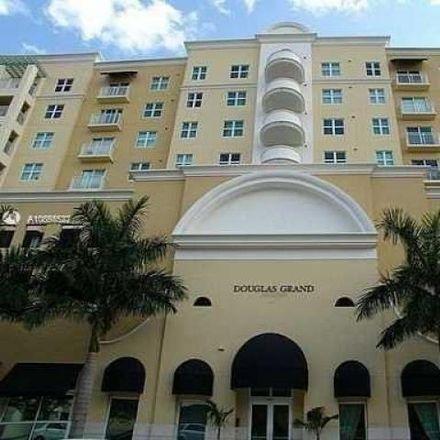 Rent this 1 bed condo on Publix in Menores Avenue, Miami