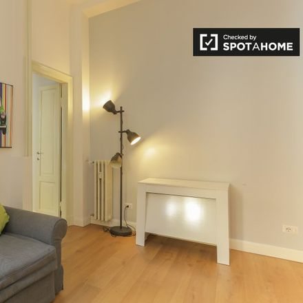 Rent this 1 bed apartment on Via Gaspare Aselli in 7, 20133 Milan Milan