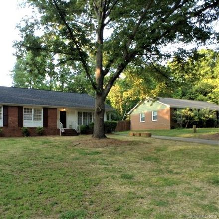 Rent this 3 bed house on 5221 Delivau Drive in Charlotte, NC 28215
