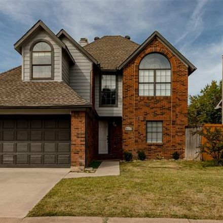 Rent this 3 bed house on Ruidosa Trail in Irving, TX 75063