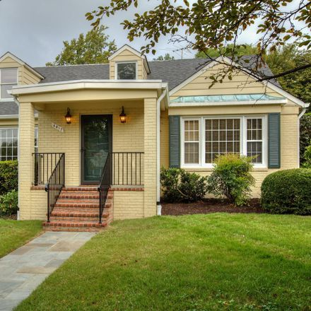 Rent this 5 bed house on 4817 Morgan Dr in Chevy Chase, MD