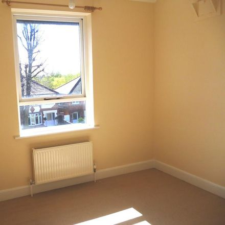 Rent this 3 bed house on Knighton Lane East in Leicester LE2 6FU, United Kingdom