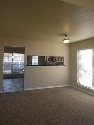 Rent this 3 bed house on 1352 Saddleback Lane in Lewisville, TX 75067
