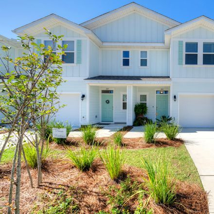 Rent this 3 bed townhouse on Pointe Dr in Santa Rosa Beach, FL