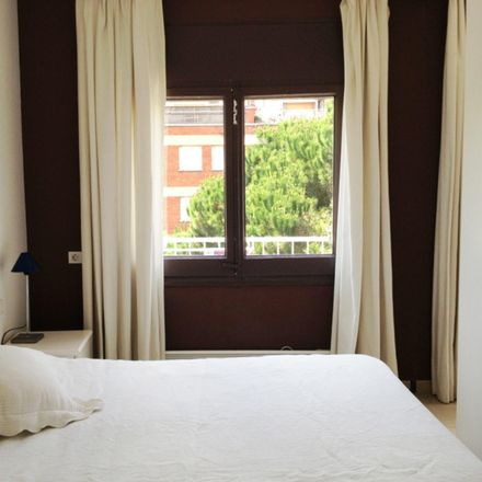 Rent this 2 bed apartment on Avinguda d'Esplugues in 08001 Barcelona, Spain