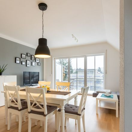 Rent this 1 bed apartment on Ebereschenstraße 63 in 80935 Munich, Germany