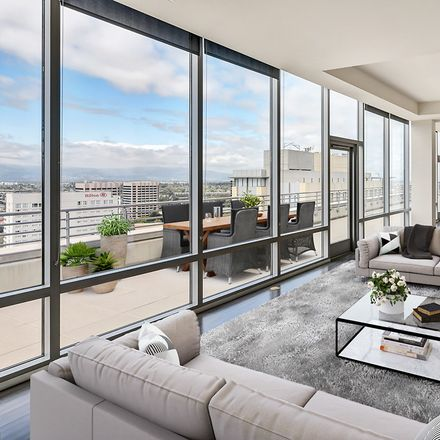 Rent this 2 bed apartment on 360 Residences in South Market Street, San Jose