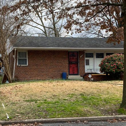 Rent this 3 bed house on 6609 3rd Street Northwest in Washington, DC 20012