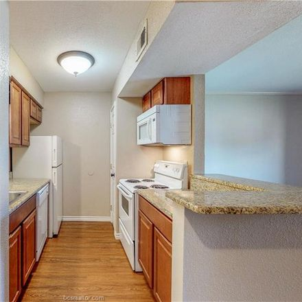 Rent this 1 bed condo on University Oaks Blvd in College Station, TX