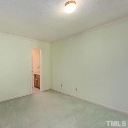 Rent this 3 bed house on 6554 Dresden Lane in Raleigh, NC 27612