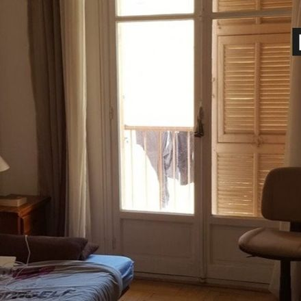 Rent this 1 bed room on 36 Rue Clément Roassal in 06000 Nice, France