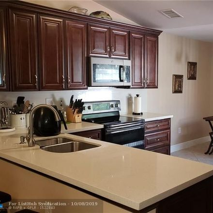 Rent this 3 bed house on SW 20th St in Hollywood, FL