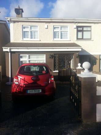 Rent this 1 bed house on St. Mark's GAA Club in Cookstown Road, Tallaght-Springfield ED