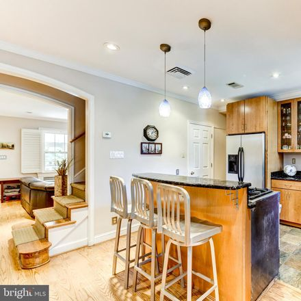 Rent this 3 bed townhouse on 4421 Volta Place Northwest in Washington, DC 20007