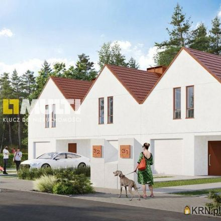 Rent this 4 bed house on 5A in 72-003 Grzepnica, Poland