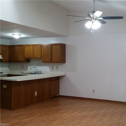 Rent this 2 bed condo on Clover Meadows Rd in Chesapeake, VA