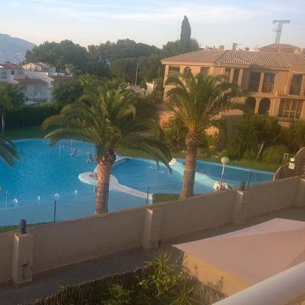Rent this 1 bed apartment on l'Alfàs del Pi in L'Albir, VALENCIA