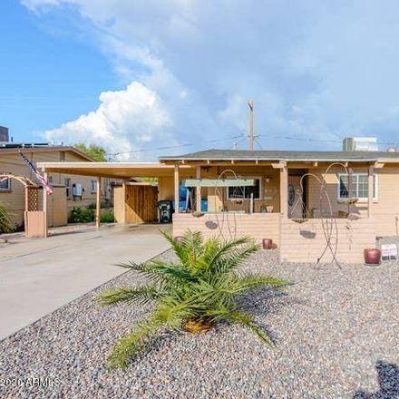 Rent this 4 bed house on 842 West Fairmount Avenue in Phoenix, AZ 85013