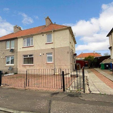 Rent this 2 bed apartment on Beatty Crescent in Kirkcaldy KY1 2HT, United Kingdom