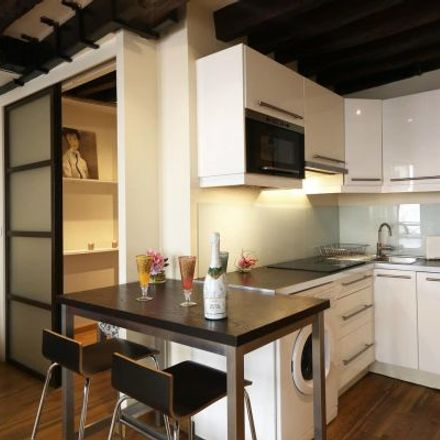 Rent this 2 bed apartment on 46 Rue Tiquetonne in 75002 Paris, France