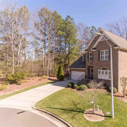 Rent this 4 bed house on 508 Spencer Crest Court in Cary, NC 27513