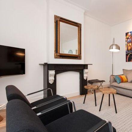 Rent this 4 bed apartment on Pieter Cornelisz. Hooftstraat 57-H in 1071 BN Amsterdam, The Netherlands