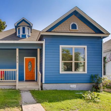Rent this 3 bed house on 326 Omaha Street in San Antonio, TX 78203