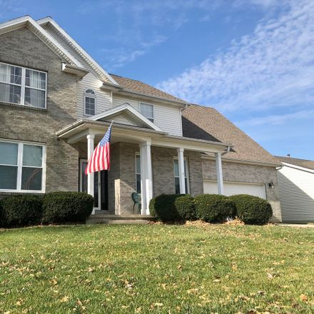 Rent this 4 bed house on 47 Bandecon Way in Bloomington, IL 61704