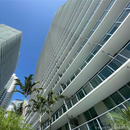Rent this 2 bed condo on 1111 Southwest 1st Avenue in Miami, FL 33130