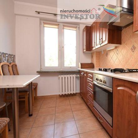 Rent this 3 bed apartment on Wiktora Zbyszewskiego 9 in 35-118 Rzeszów, Poland