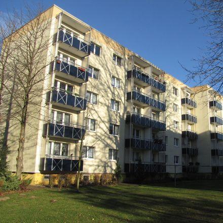 Rent this 3 bed apartment on Arnold-Zweig-Straße 60 in 18435 Stralsund, Germany