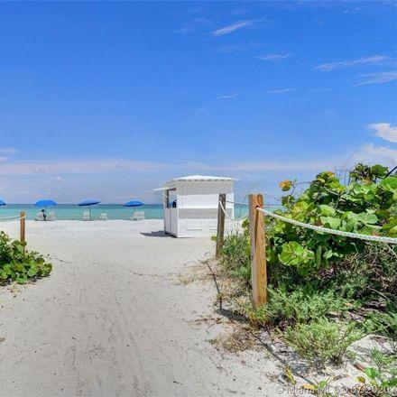 Rent this 2 bed condo on La Gorce Palace Condominiums in 6301 Collins Avenue, Miami Beach