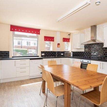 Rent this 8 bed house on Manor View in Leeds LS6 1BU, United Kingdom