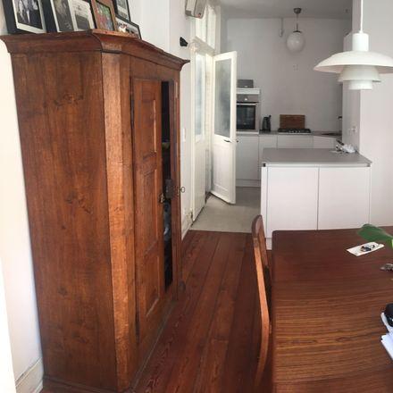 Rent this 1 bed apartment on Die Kichererbse in Möhringer Straße 44B, 70178 Stuttgart