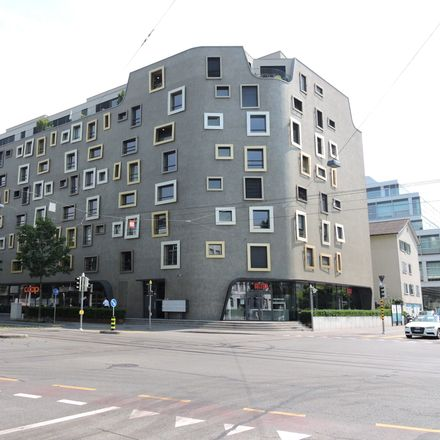 Rent this 2 bed apartment on Coop Pronto in Badenerstrasse 575, 8048 Zurich