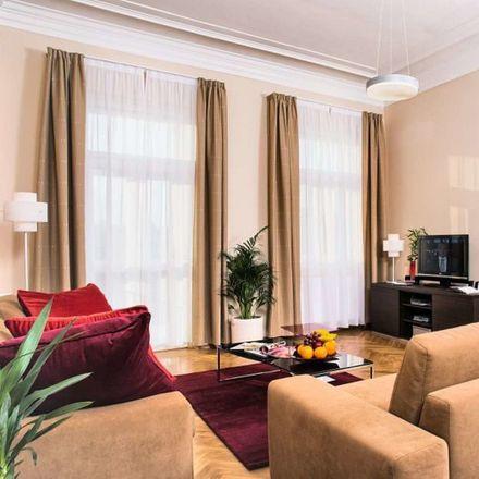 Rent this 0 bed apartment on Karoliny Světlé 303/4 in 110 00 Prague, Czechia