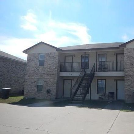Rent this 2 bed duplex on 1110 Circle M Drive in Killeen, TX 76549