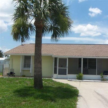 Rent this 2 bed house on Setliffe Court in Port Charlotte, FL