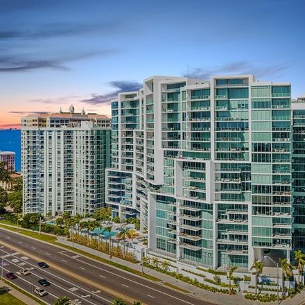 Rent this 1 bed condo on 1155 North Gulfstream Avenue in Sarasota, FL 34236