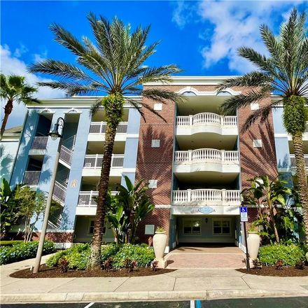 Rent this 3 bed condo on 7613 Cabana Court in Osceola County, FL 34747