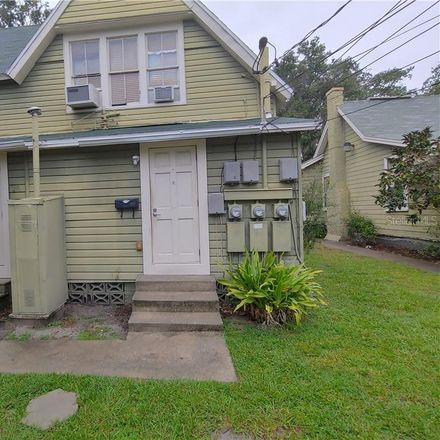 Rent this 1 bed apartment on 727 Dartmoor Street North in Saint Petersburg, FL 33701