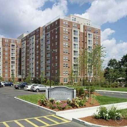 Rent this 1 bed apartment on 321 Speen Street in Natick, MA 01760