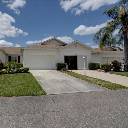 Rent this 2 bed condo on Radison Ave in Sun City Center, FL