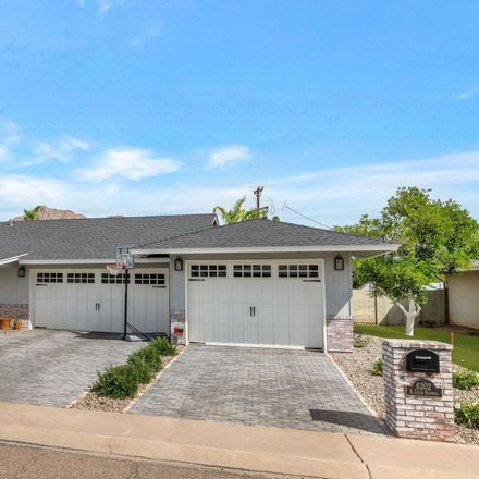 Rent this 5 bed house on E Cll Redonda in Scottsdale, AZ