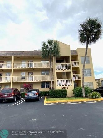Rent this 2 bed condo on 6070 Northwest 64th Avenue in North Lauderdale, FL 33319